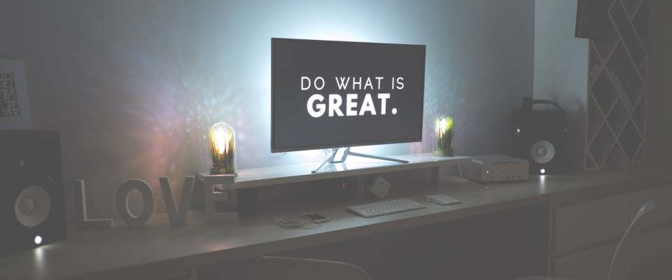 Do what is great